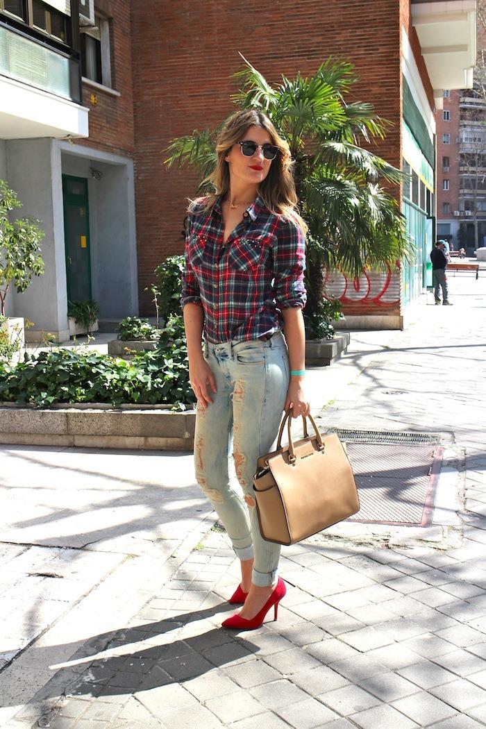amaras la moda camisa cuadros4