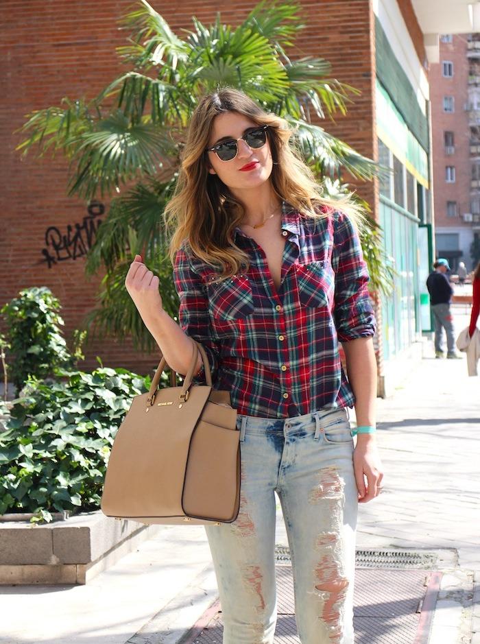 amaras la moda camisa cuadros6