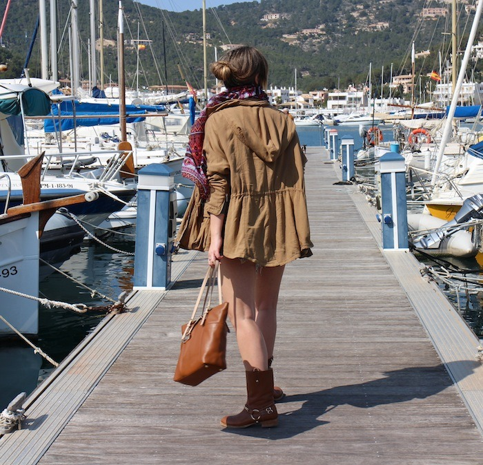 amaras la moda shorts mallorca port Andratx3