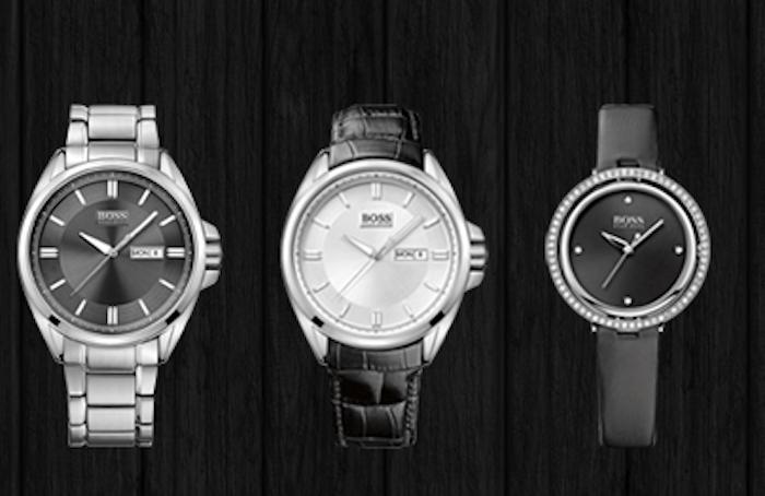 relojes hogo boss amaras la moda dia del padre