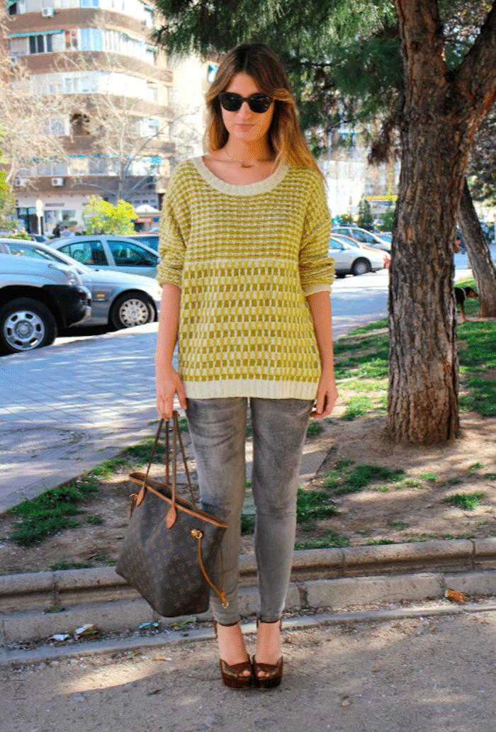 sweater Lavand amaras la moda 2