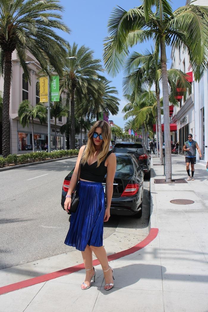 falda compañia fantástica amaras la moda Rodeo Drive 3