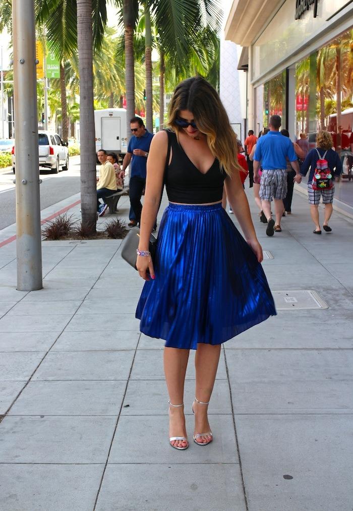 falda compañia fantástica amaras la moda Rodeo Drive 4