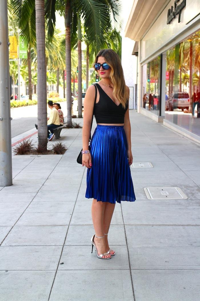 falda compañia fantástica amaras la moda Rodeo Drive