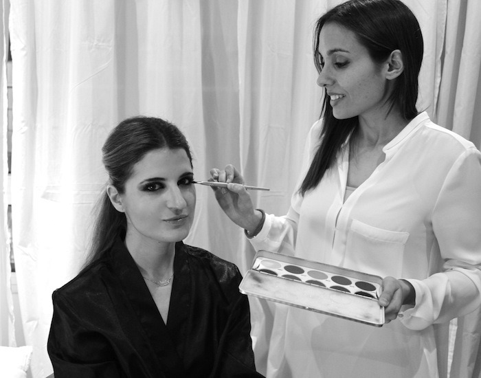 maquillaje Margot Marjorie Amaras la moda