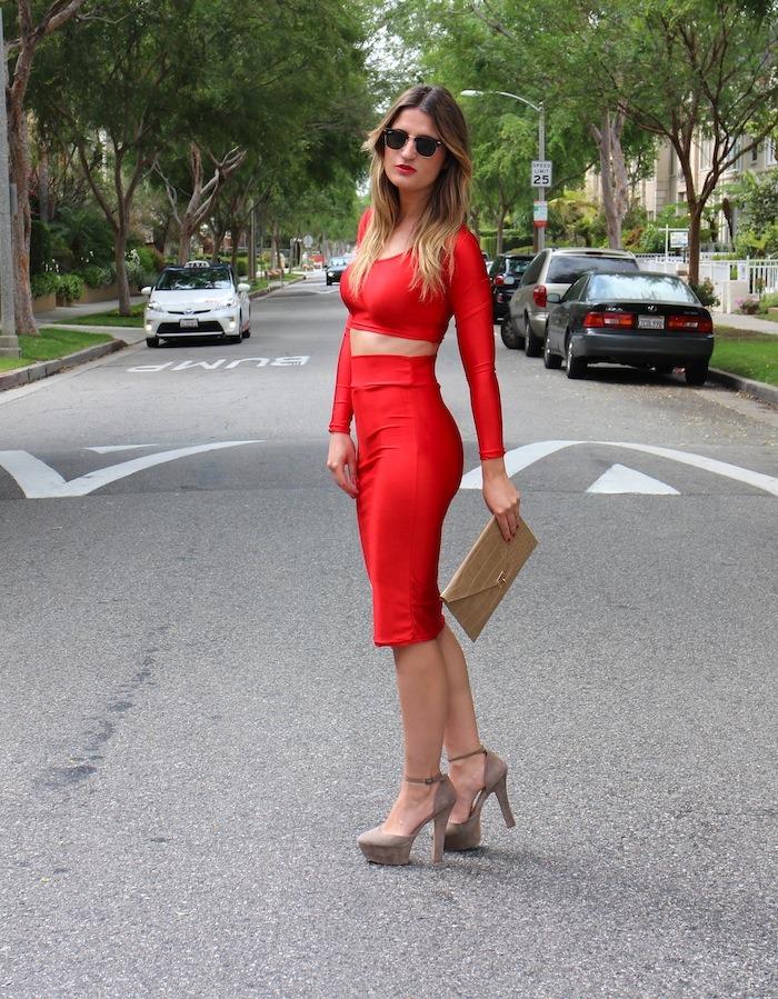 motufashion dress amaras la moda red 4