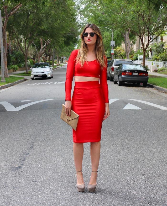 motufashion dress amaras la moda red 6