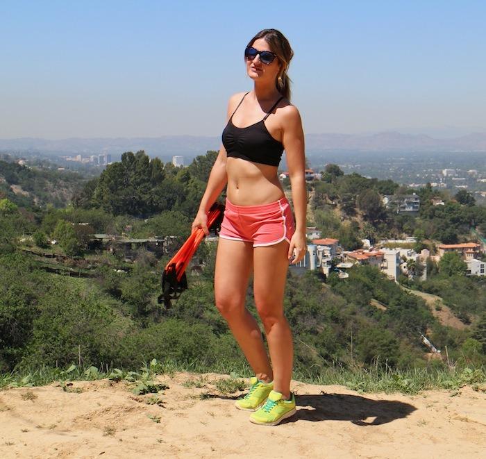 personal trainer hikking LA amaras la moda Diego 4