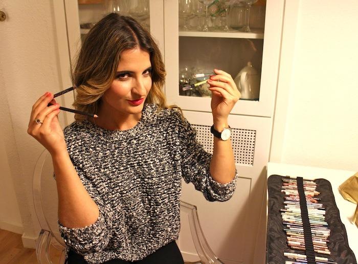 srta moneypenny amaras la moda taller automaquillaje 9