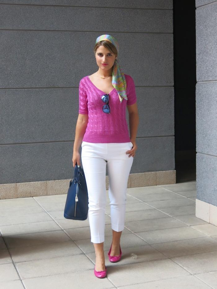 ralph lauren pink louis vuitton amaras la moda 2