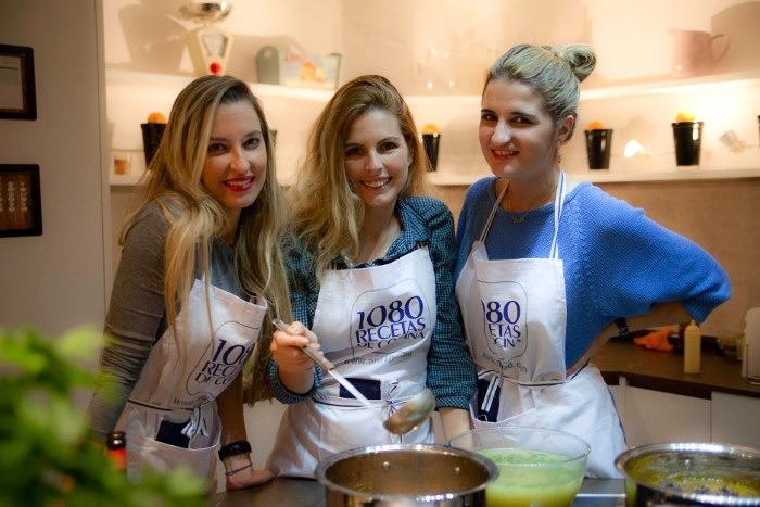 1080 recetas de cocina la app presentación lanzamiento amarás la moda 7