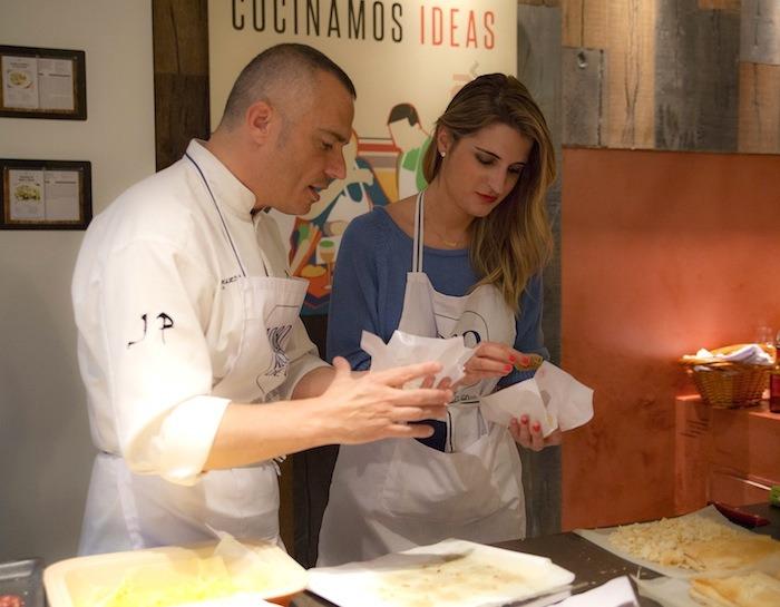 1080 recetas de cocina la app presentación lanzamiento amarás la moda