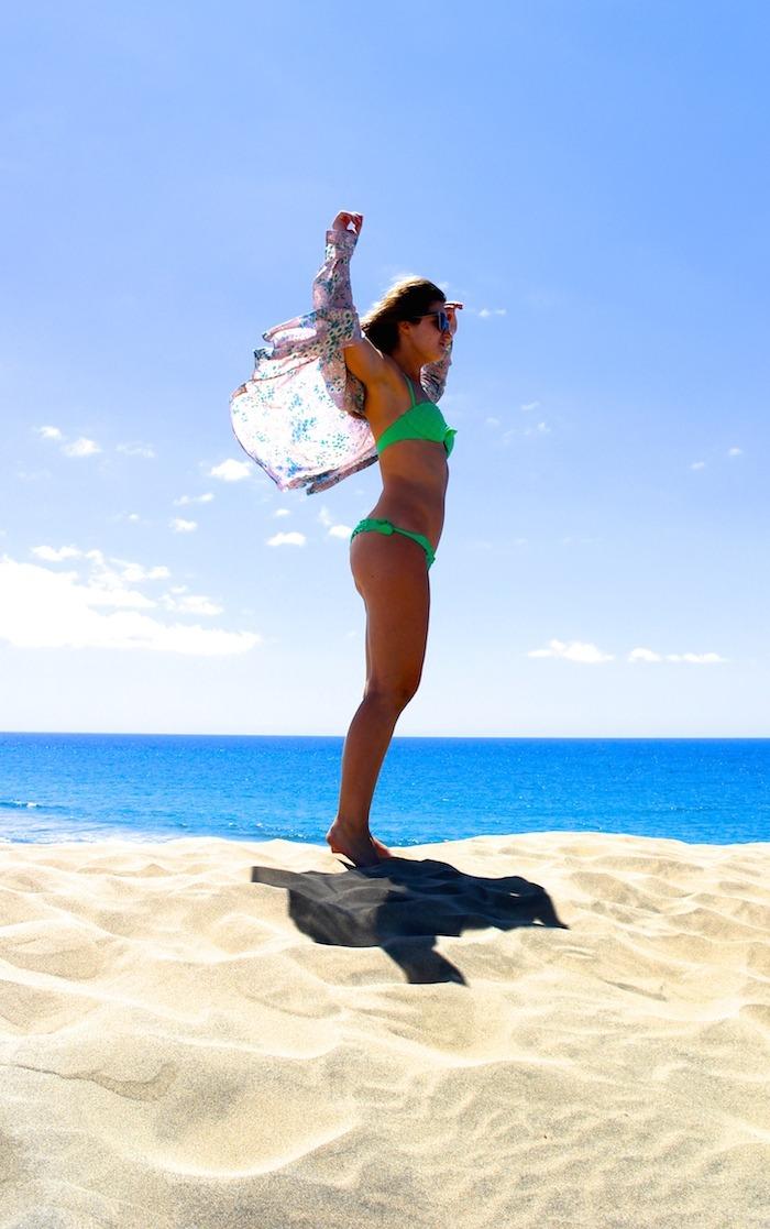 las Dunas de Maspalomas bikini calzedonia amaras la moda holidays 5