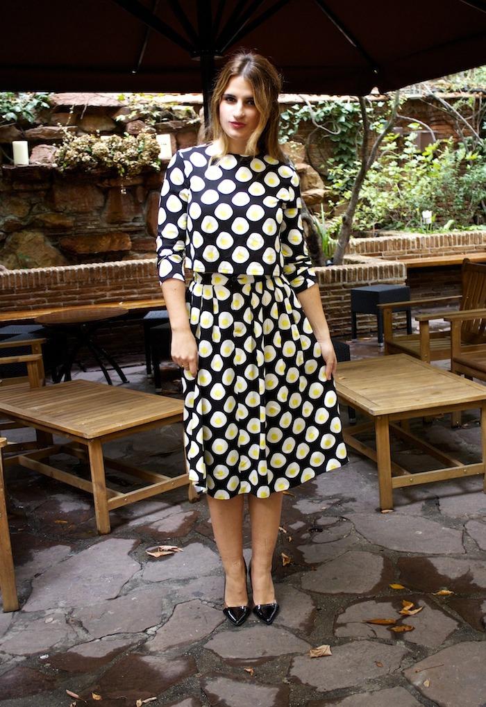fashion pills  omelette skirt top amaras la moda 5