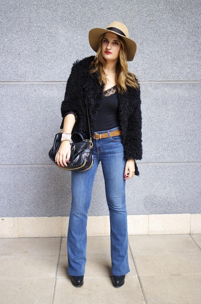 70s look venca coat j brand jeans prada bag zara boots amaras la moda 7