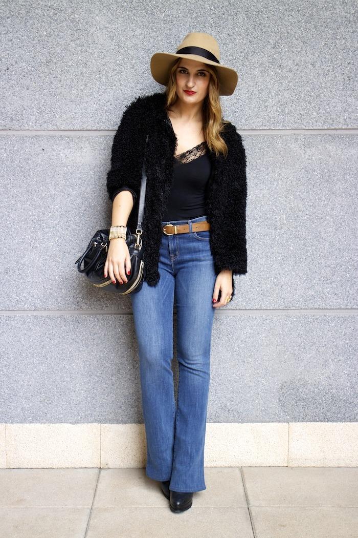 70s look venca coat j brand jeans prada bag zara boots amaras la moda 9
