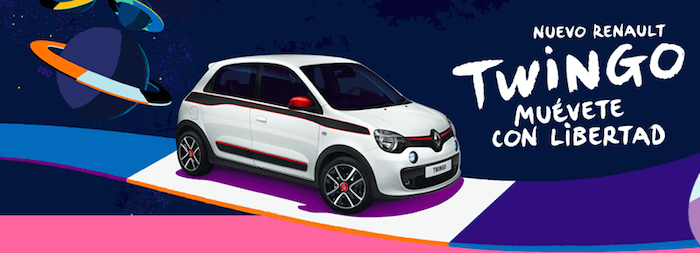#NUEVOTWINGOSEMUEVE Renault Amaras la moda 3