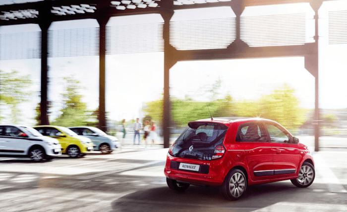 #NUEVOTWINGOSEMUEVE Renault Amaras la moda 4