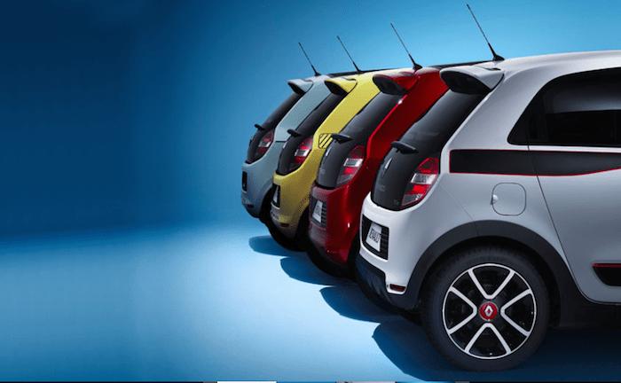 #NUEVOTWINGOSEMUEVE Renault Amaras la moda 6