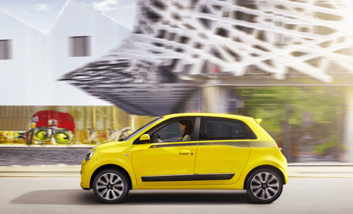 #NUEVOTWINGOSEMUEVE Renault Amaras la moda