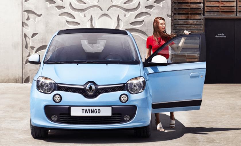 #NUEVOTWINGOSEMUEVE Renault Amaras la moda0