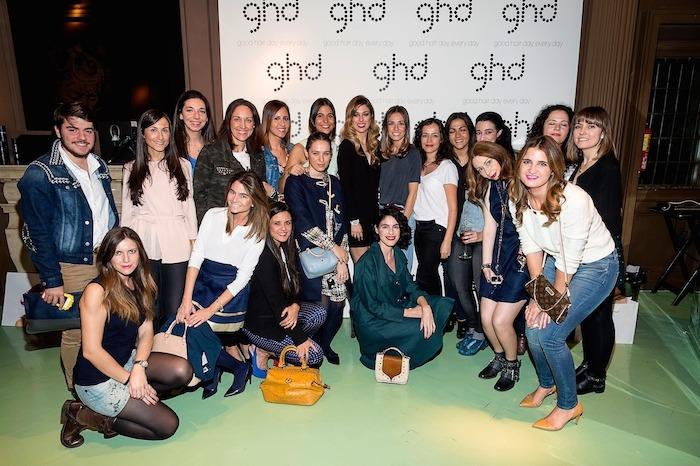 ghd amarás la moda Blanca Suarez Paula Fraile 3