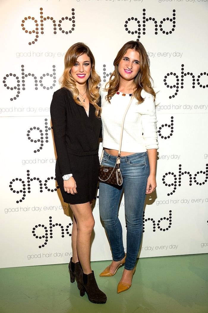 ghd amarás la moda Blanca Suarez Paula Fraile