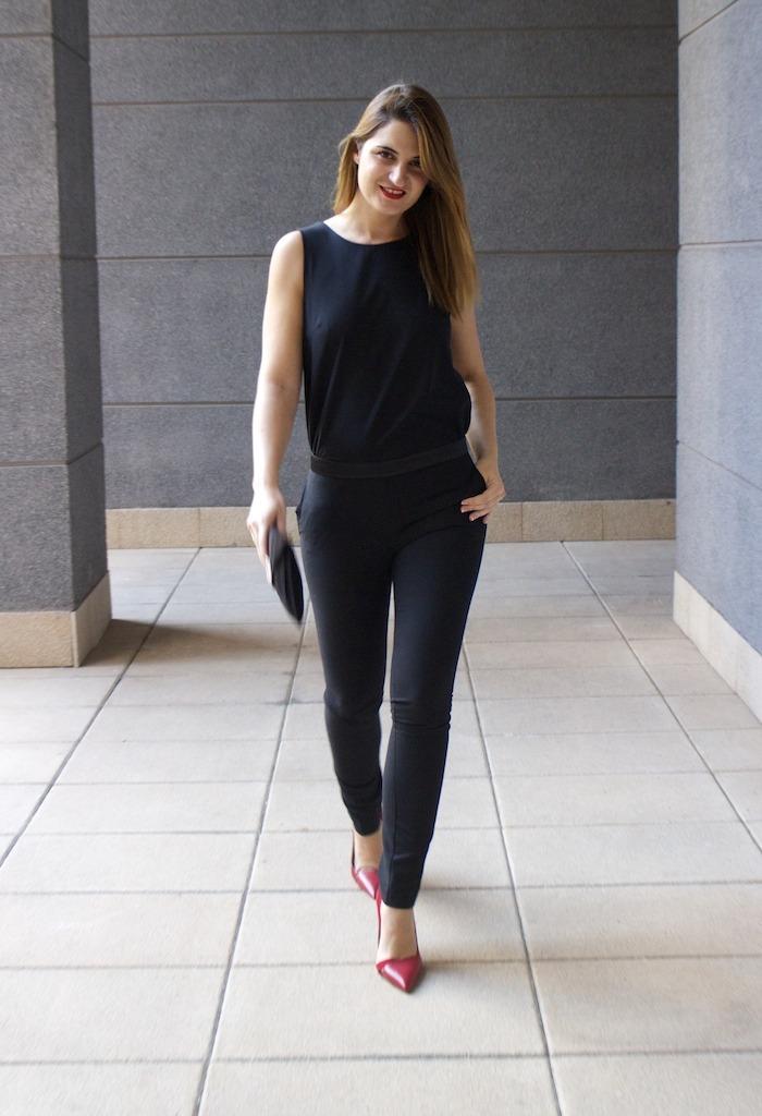 jumpsuit La Redoute amaras la moda 5
