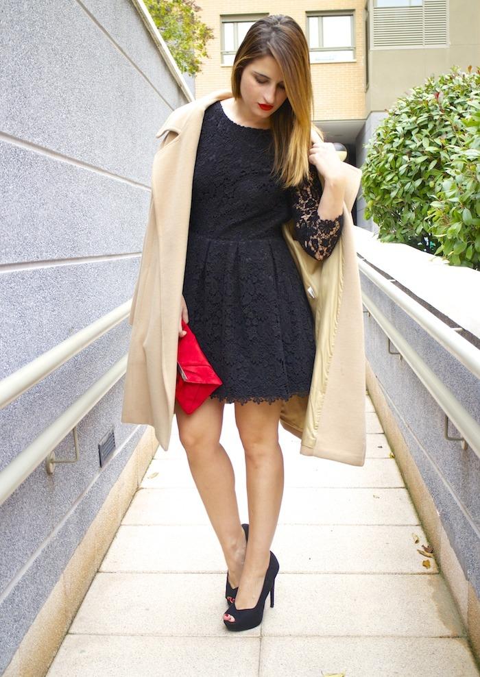 la redoute amaras la moda vestido encaje espalda al aire 6