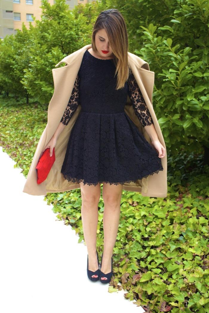 la redoute amaras la moda vestido encaje espalda al aire 8