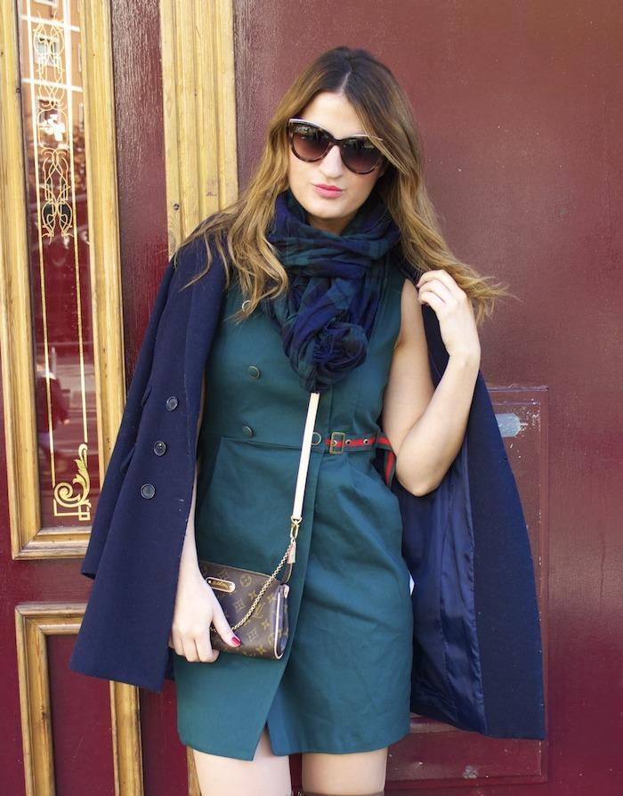 vestido nabokov amaras la moda louis vuitton bag 2