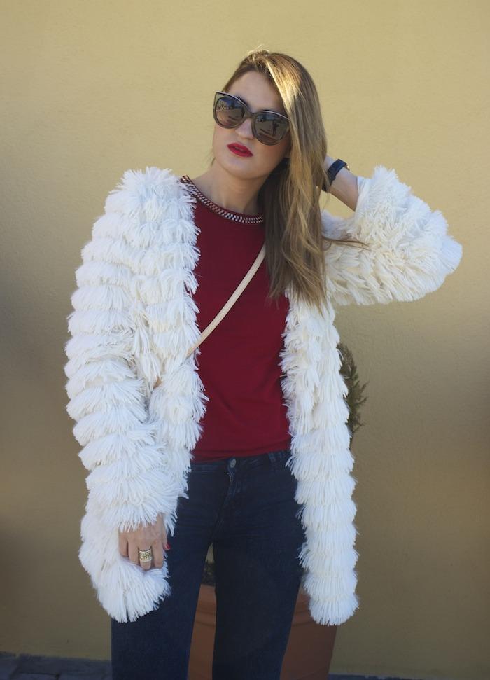 Boohoo coat amaras la moda louis vuitton Pochette Eva Ecco boots 7