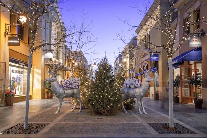 Las Rozas Village Navidad amaras la moda donde empieza la magia6