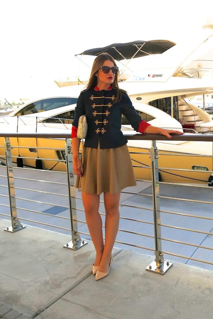Yas Marina Abu Dhabi amarás la moda my schneider madrid jacket save the king michael kors bag 4