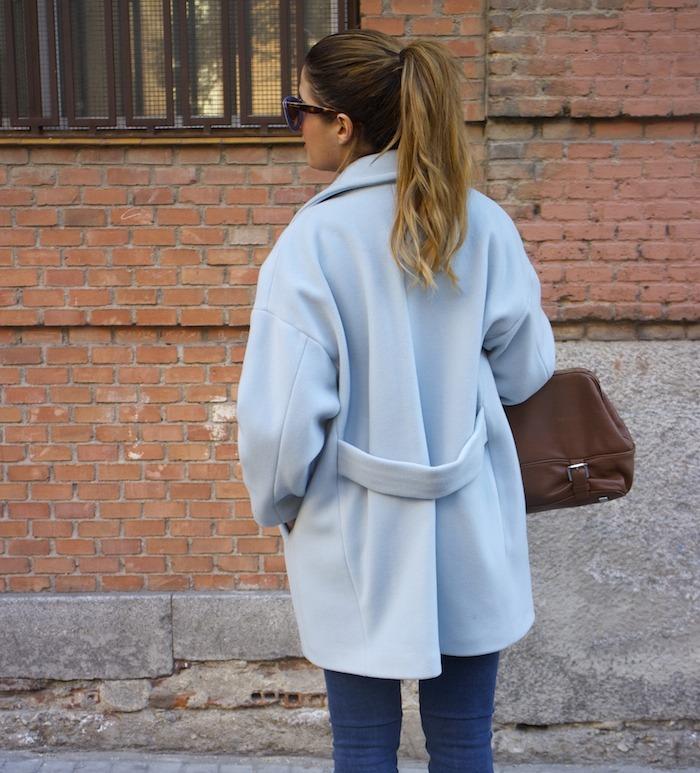 abrigo Paul and joe botines farrutx bolso michael kors jeans jbrand amaras la moda 4