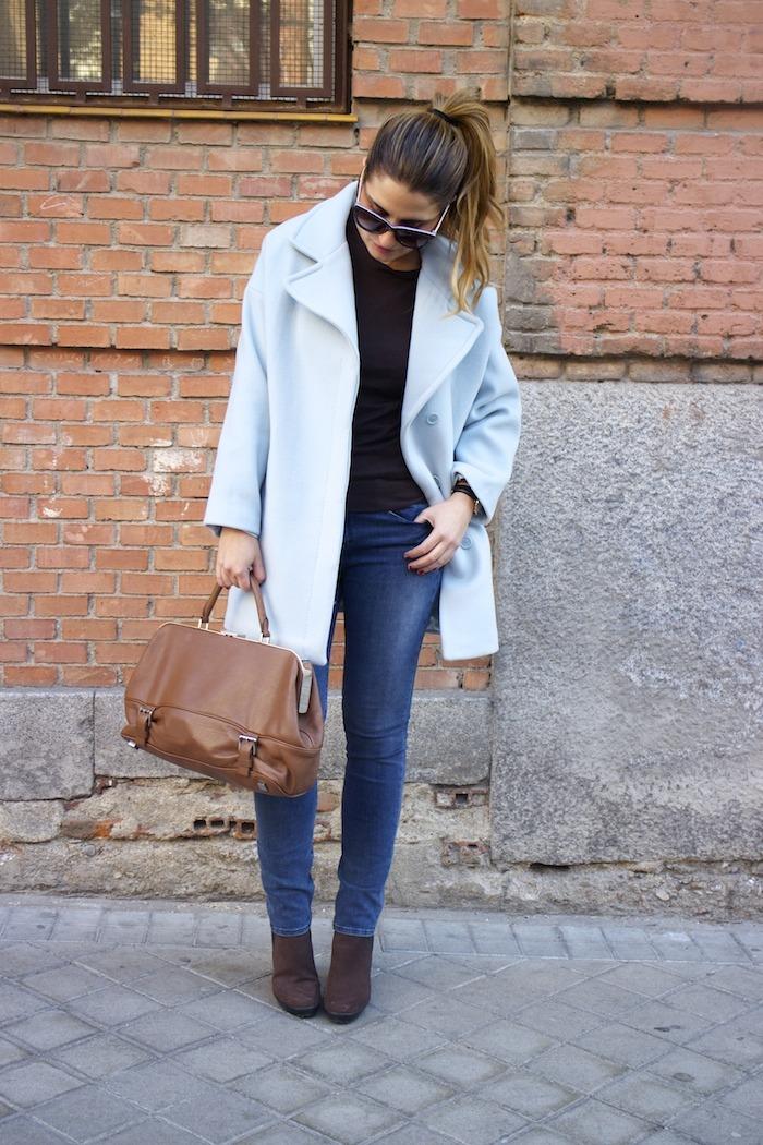 abrigo Paul and joe botines farrutx bolso michael kors jeans jbrand amaras la moda 5