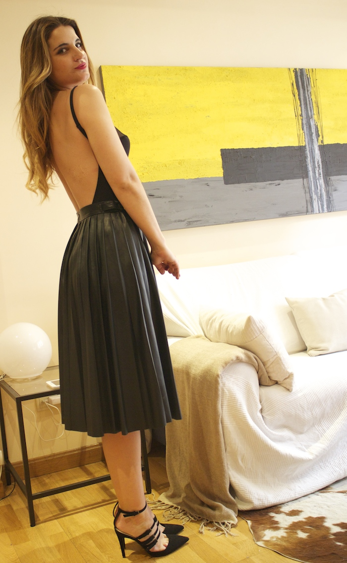 body venca amaras la moda zara stilettos leather skirt amaras la moda 8