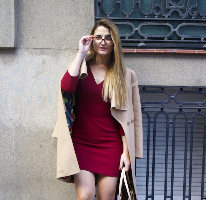 lycra brand medias coach bag zara dress zara coat amaras la moda  5