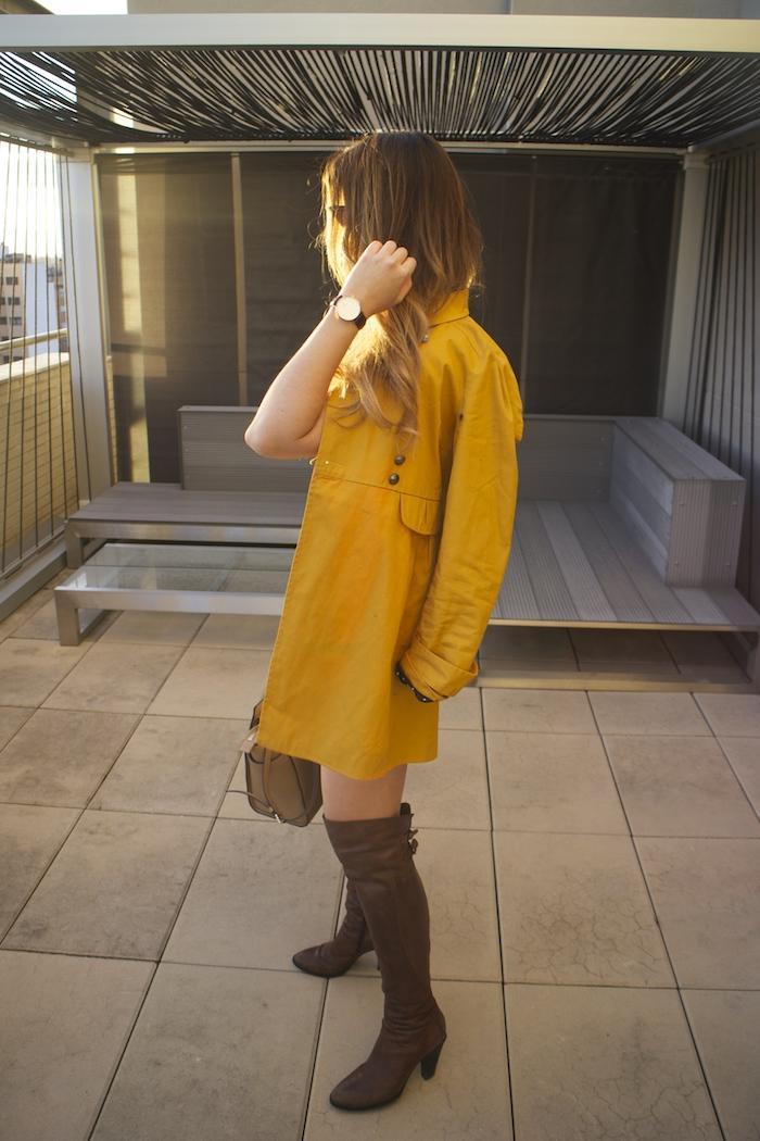 polo ralph lauren compañia fantastica skirt Riverside trench pons quintana boots michael kors bag amaras la moda 5