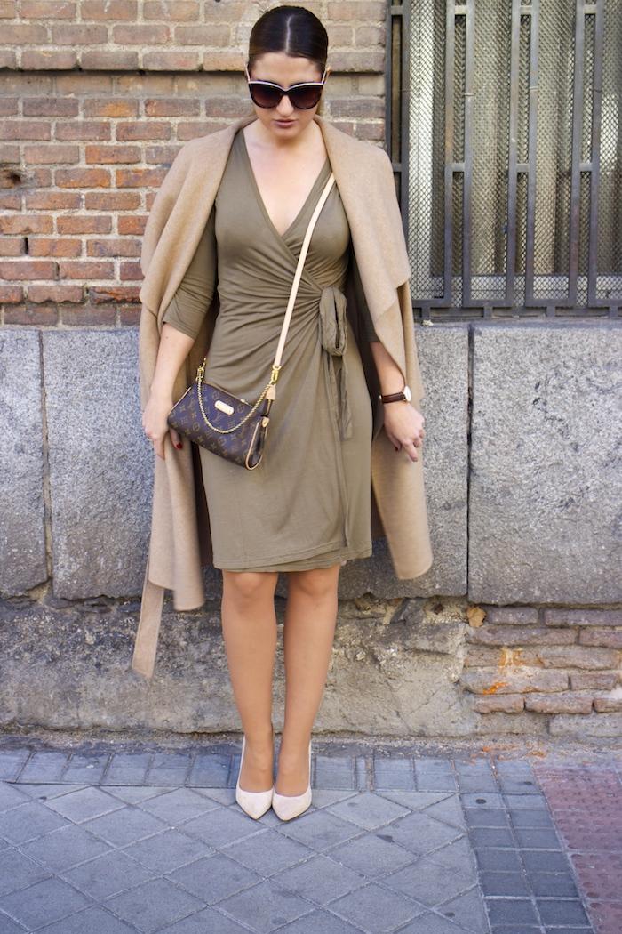 venca dress chloe borel sofia ante stiletto zara coat pochette eva louis vuitton amaras la moda 4
