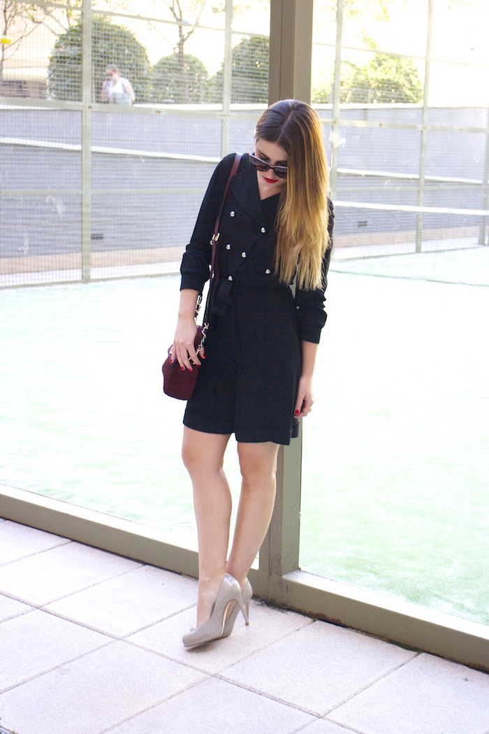jumpsuit culotte dolce and gabbana amaras la moda
