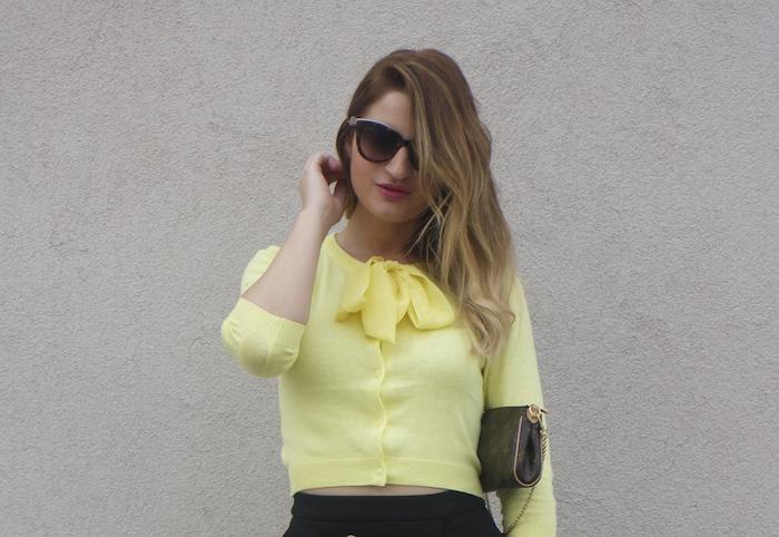 rebeca riverside amaras la moda Maria Mare sandalias louis vuitton bag. 6