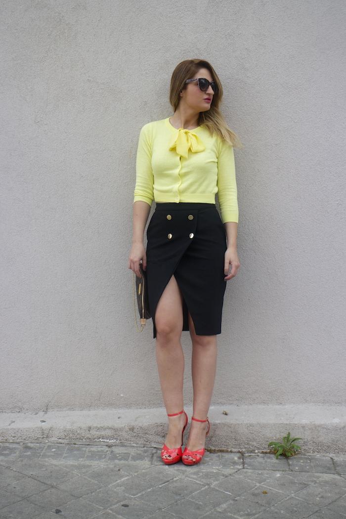 rebeca riverside amaras la moda Maria Mare sandalias louis vuitton bag. 8