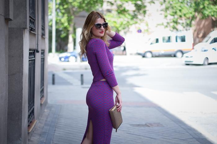 croptop midi skirt amaras la moda fashion pills stilettos chloe borel 4