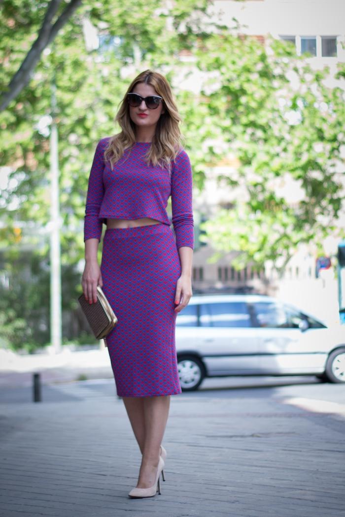 croptop midi skirt amaras la moda fashion pills stilettos chloe borel 5