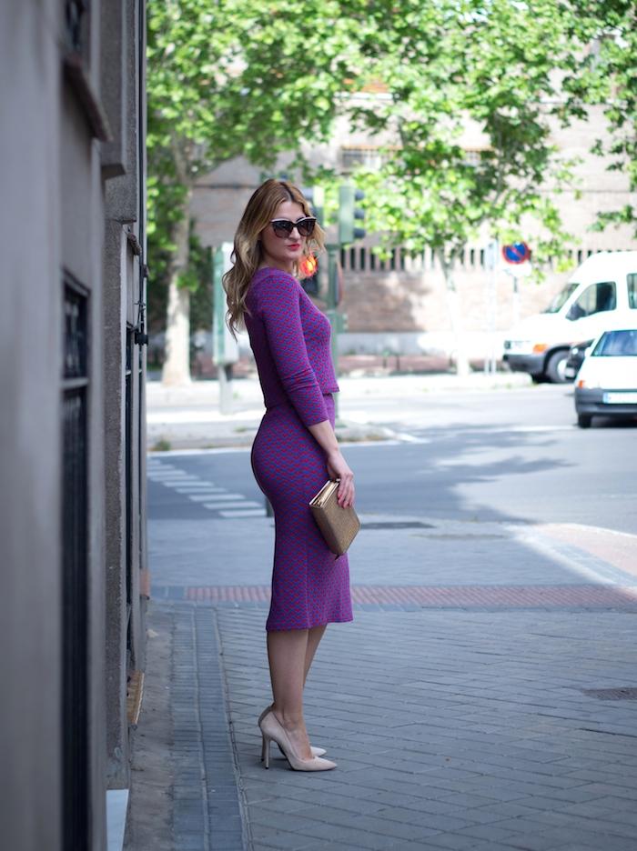 croptop midi skirt amaras la moda fashion pills stilettos chloe borel 7