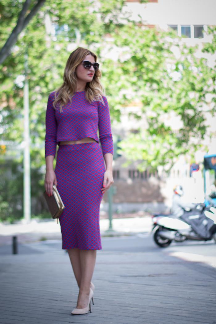 croptop midi skirt amaras la moda fashion pills stilettos chloe borel 8
