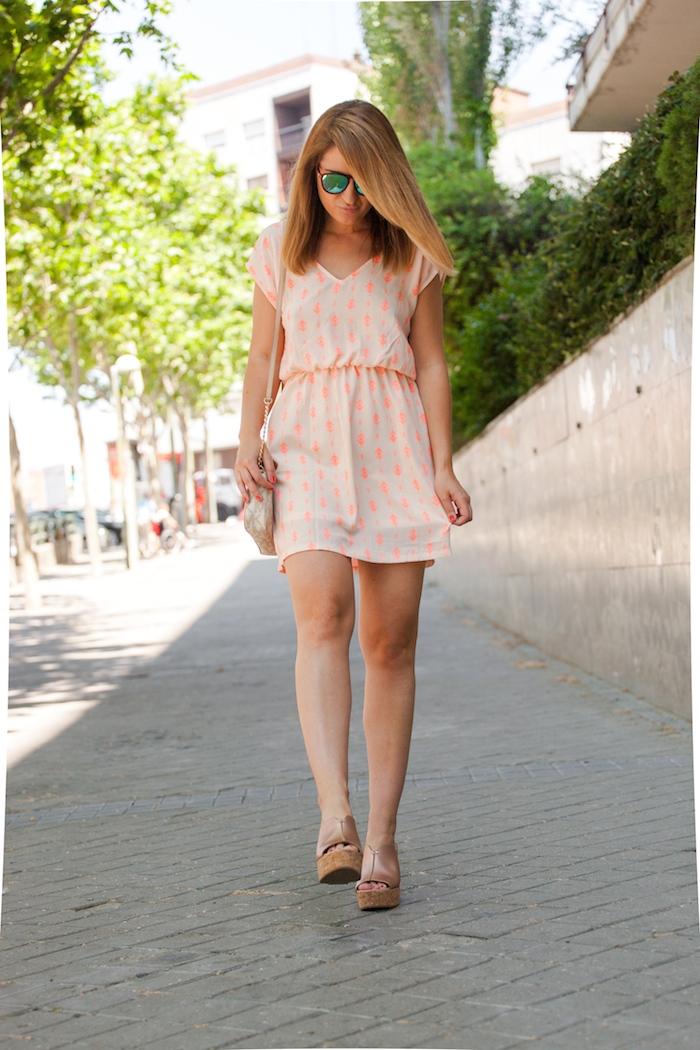 Vestido SuitTrendy amaras la moda Pilar Burgos zapatos . 11
