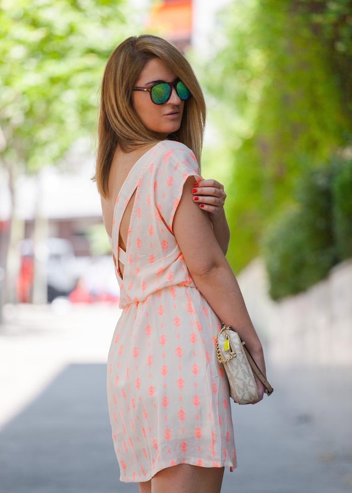 Vestido SuitTrendy amaras la moda Pilar Burgos zapatos . 8