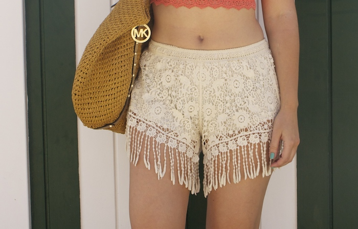 fashion pill shorts forever 21 top amaras la moda 3